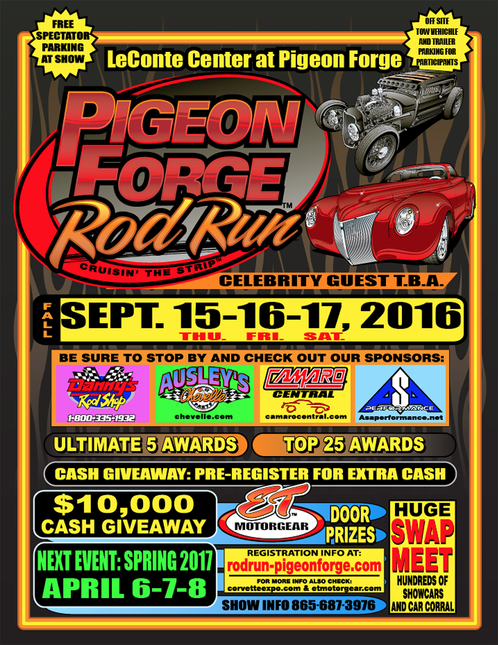 Fall Grand Rod Run
